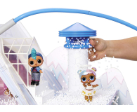 MGA Entertainment L.O.L Surprise Chalet Winter Disco - 521891 - zdjęcie 3