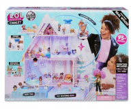 MGA Entertainment L.O.L Surprise Chalet Winter Disco - 521891 - zdjęcie 5