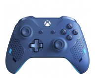 Microsoft Xbox One S Wireless Controller - Sport Blue - 518542 - zdjęcie 1