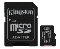 Kingston 128GB microSDXC Canvas Select Plus 100MB/s - 522795 - zdjęcie 1