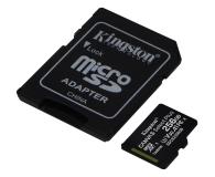 Kingston 256GB microSDXC Canvas Select Plus 100MB/85MB/s - 522796 - zdjęcie 2