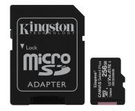 Kingston 256GB microSDXC Canvas Select Plus 100MB/85MB/s - 522796 - zdjęcie 1