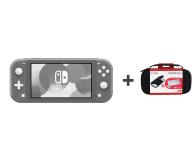 Nintendo Switch Lite (Szary) + Etui + Szkło - 520185 - zdjęcie 1
