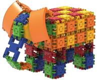 CLICS CLICFORMERS Maszyny budowlane 70el 802001 - 524210 - zdjęcie 5