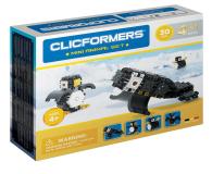 CLICS CLICFORMERS Arktyczne zwierzęta 4w1 30el. 804004 - 524255 - zdjęcie 1