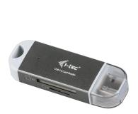 i-tec USB DUAL SD/SDHC/SDXC - 518533 - zdjęcie 1