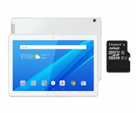 Lenovo TAB M10 QS450/2GB/48GB/Android 8.0 LTE Biały  - 481369 - zdjęcie 1