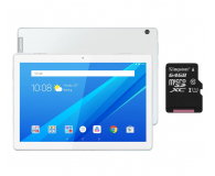 Lenovo TAB M10 QS450/2GB/80GB/Android 8.0 LTE Biały - 525733 - zdjęcie 1