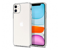 Spigen Liquid Crystal do iPhone 11 Clear  - 519928 - zdjęcie 1