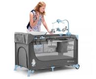 Kinderkraft Joy Blue + akcesoria - 487545 - zdjęcie 9
