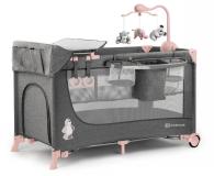 Kinderkraft Joy Pink + akcesoria - 389986 - zdjęcie 2