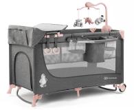 Kinderkraft Joy Pink + akcesoria - 389986 - zdjęcie 4