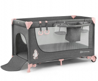 Kinderkraft Joy Pink + akcesoria - 389986 - zdjęcie 5