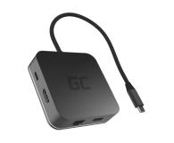 Green Cell USB-C - USB-C, 3xUSB, HDMI, RJ-45 - 520296 - zdjęcie 3