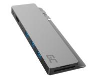 Green Cell USB-C - Thunderbolt3, USB-C, HDMI, PD (Connect60) - 520300 - zdjęcie 1
