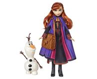 Hasbro Disney Frozen 2 Anna i Olaf - 518940 - zdjęcie 1