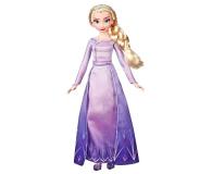Hasbro Frozen 2 Stylowa lalka Elsa + ubranka - 518945 - zdjęcie 2