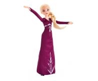 Hasbro Frozen 2 Stylowa lalka Elsa + ubranka - 518945 - zdjęcie 3