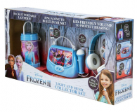 Panda eKids Disney Frozen 2 Zestaw 3w1 karaoke - 527960 - zdjęcie 1