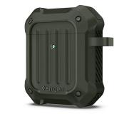 Spigen Tough Armor do Apple Airpods zielone - 527226 - zdjęcie 1