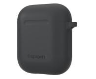 Spigen Apple AirPods case grafitowy - 527230 - zdjęcie 2