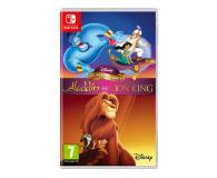 Switch Disney Classic Games: Aladdin and the Lion King - 527438 - zdjęcie 1