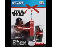 Oral-B D100 Kids StarWars + Kubek - 528757 - zdjęcie 2