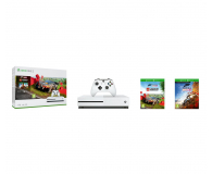 Microsoft Xbox One S + Forza Horizon 4 + LEGO DLC - 527654 - zdjęcie 11