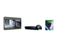 Microsoft Xbox One X + STAR WARS: Upadły Zakon - 527910 - zdjęcie 7