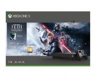 Microsoft Xbox One X + STAR WARS: Upadły Zakon - 527910 - zdjęcie 6