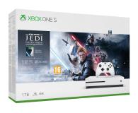 Microsoft Xbox One S + STAR WARS: Upadły Zakon - 527911 - zdjęcie 1