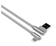 Unitek Kabel USB - Lightning 1m (kątowy) - 527942 - zdjęcie 4