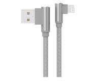 Unitek Kabel USB - Lightning 1m (kątowy) - 527942 - zdjęcie 1