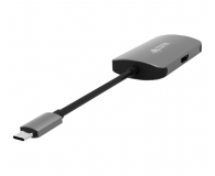 Silver Monkey Adapter USB-C - HDMI, VGA - 461268 - zdjęcie 1