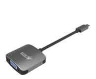 Silver Monkey Adapter USB-C - VGA - 461265 - zdjęcie 1