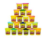 Play-Doh Zestaw 20 tub - 529837 - zdjęcie 2