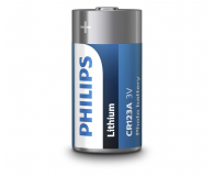 Philips Lithium photo CR123A (1szt) - 529293 - zdjęcie 2
