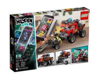 LEGO Hidden Side Samochód kaskaderski El Fuego - 505552 - zdjęcie 1