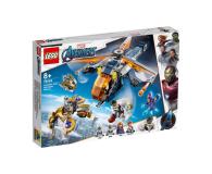 LEGO Marvel Avengers: Upadek helikoptera Hulka - 531489 - zdjęcie 1