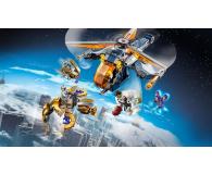 LEGO Marvel Avengers: Upadek helikoptera Hulka - 531489 - zdjęcie 3