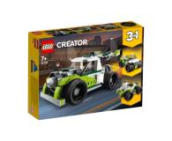 LEGO Creator Rakietowy samochód - 532607 - zdjęcie 1