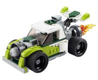 LEGO Creator Rakietowy samochód - 532607 - zdjęcie 2