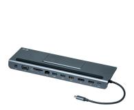 i-tec USB-C Metal Low Profile 4K Triple Display, PD 85W - 503660 - zdjęcie 1