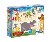 Clementoni Puzzle Disney 3-6-9-12 Moje Pierwsze Puzzle Lion King - 478691 - zdjęcie 1