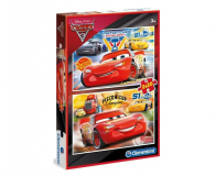 Clementoni Puzzle Disney 2x20 el. Cars 3 - 478641 - zdjęcie 1