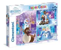 Clementoni Puzzle Disney 3x48 el Olaf's Frozen Adventure  - 478698 - zdjęcie 1