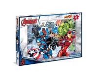Clementoni Puzzle Disney 30 el. Maxi The Avengers - 478657 - zdjęcie 1