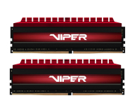 Patriot 16GB (2x8GB) 3000MHz CL16  Viper 4