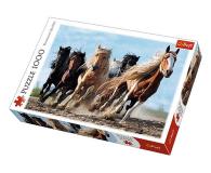 Trefl 1000 el Galopujące konie  - 479198 - zdjęcie 1