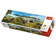 Trefl 1000el panorama Nad jeziorem Schliersee 29035 - 479207 - zdjęcie 1